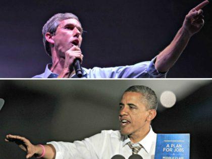 Beto O'Rourke, Barack Obama