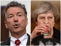 Exclusive – Rand Paul to U.K.: 'Smart to Make a Break with Europe'