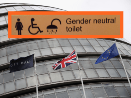 EXCLUSIVE: Khan's London City Hall Scraps Female Showers, Goes 'Gender Neutral'