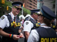 Canadian Police Show Pride
