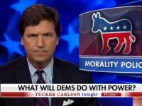 Carlson on Dems' 'Moral Revival': 'The Party of Sex-selective Abortion Is Now Lecturing You About Morality'