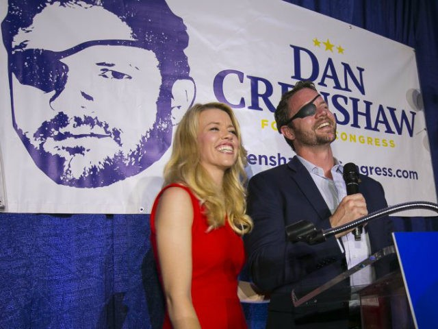 Dan Crenshaw, Navy SEAL Mocked by 'SNL,' Wins Big in Texas