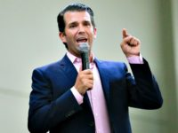Donald Trump Jr: 'Left Unchecked, Big Tech Could Construct Social Credit System'