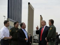 Donald Trump Claims Victory over Caravan Migrants; Demands Wall