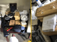 Drugs found in Houston Townhouse Fire -- Photo: Harris County Sheriff's Office