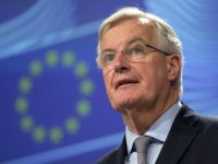 EU's Barnier and May's Business Secretary Back Extending Brexit 'Transition Period' to 2022