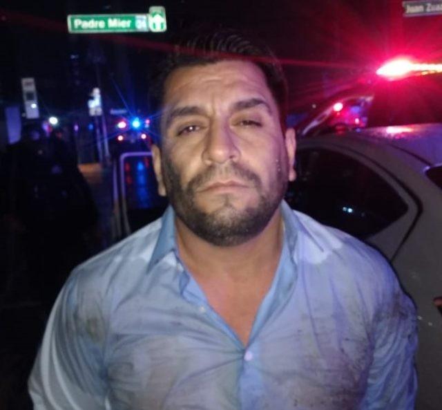 El Mora Arrest