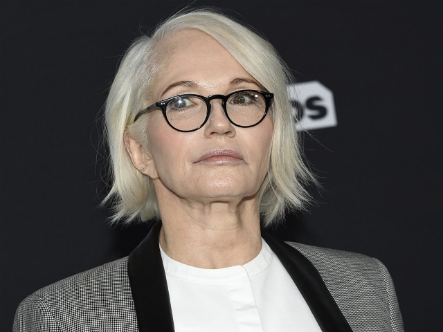 Actress Ellen Barkin Begs Barron Trump to 'Break the Chain of Hate' Caused By His 'Blood-Soaked' Father