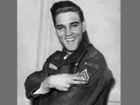Elvis Presley in Uniform