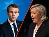 Emmanuel Macron Marine Le Pen
