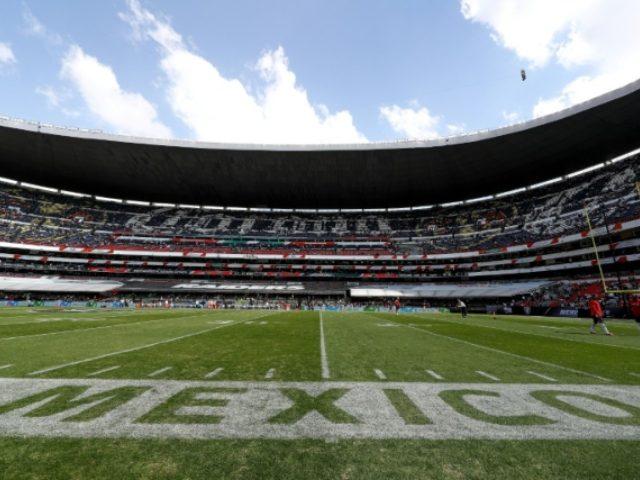 d5952a490511e NFL to Play Mexico City in 2019 Despite Field Fiasco. NFL Mexico