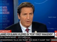 Garamendi: California Fires 'A Global Climate Change Problem' – Trump 'Has No Empathy'