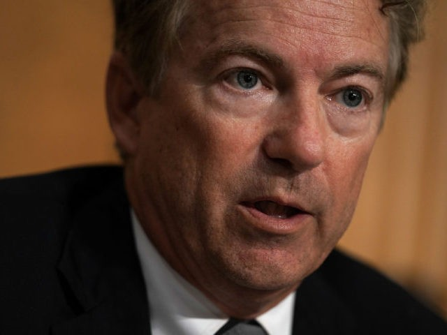 Rand Paul: Next A.G. Must Defend Individual Liberty from Deep State
