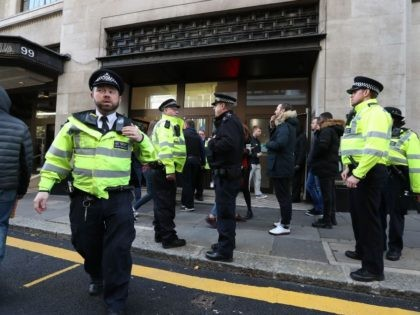 Khan's London: Armed Police Evacuate Sony Music HQ After 'Knife Fight'