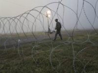 Fewer than 20 Miles of Border Have Been Reinforced with Razor Wire