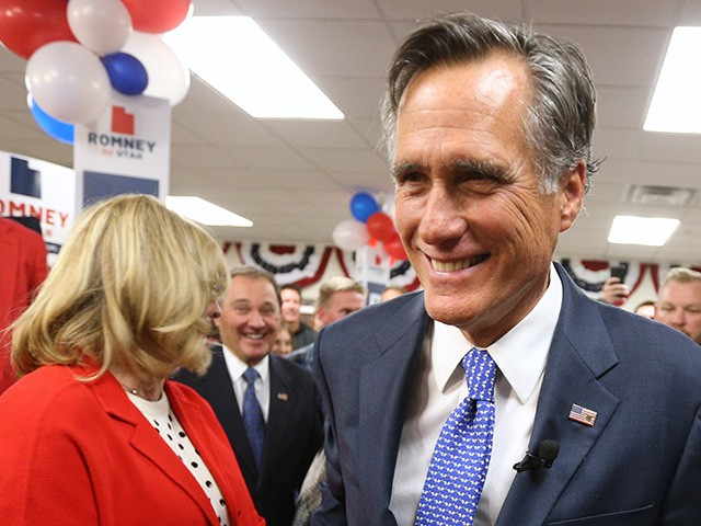 Mitt Romney Easily Takes Utah Senate Seat as Orrin Hatch Retires