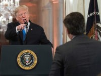 Donald Trump Rips Jim Acosta for 'Nasty, Snarky Question' During Briefing