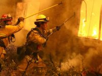 More than 90 First Responders Lose Houses in California Wildfires