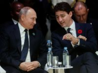 Canada's Trudeau Makes Thinly Veiled Attack on Trump