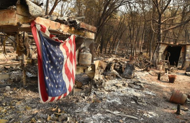Northern California Wildfire Death Toll Rises to 79