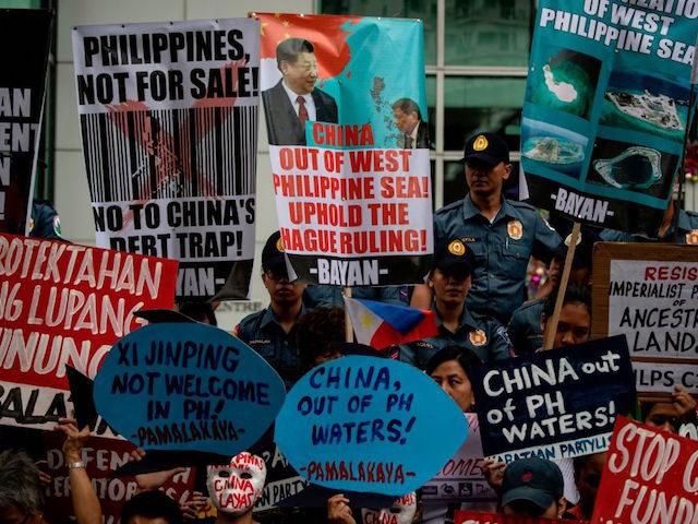 PHILIPPINES-CHINA-DIPLOMACY