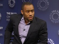"NEW YORK, NY - DECEMBER 07: Moderator Marc Lamont Hill attends BET Presents ""An Evening With 'The Quad'"" At The Paley Center on December 7, 2016 in New York City. (Photo by Bennett Raglin/Getty Images for BET Networks)"
