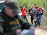 Kosovan Joins Central American Migrant Group Surrendering at Texas Border