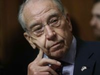 Grassley: Big Tech Acting as 'Superspreaders' of Disinformation — 'They Hate Trump'