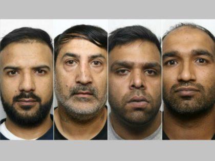 Huddersfield Grooming Gang