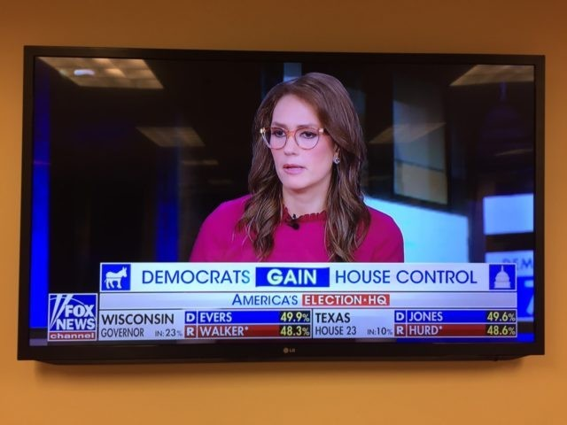 Fox News calls House