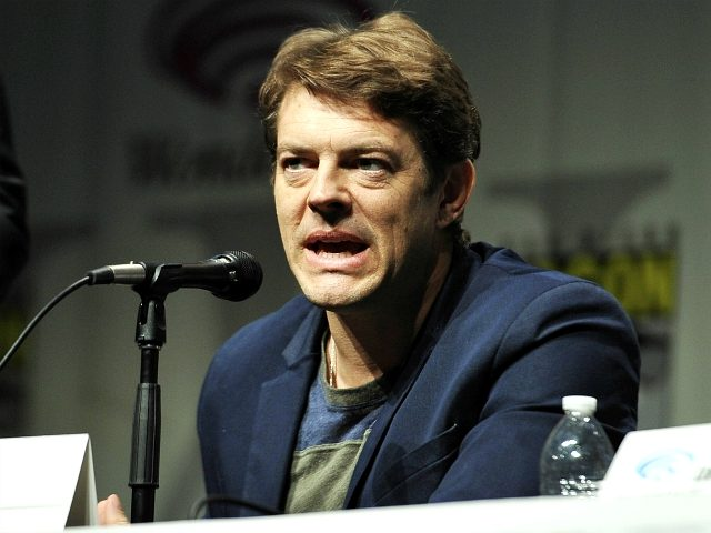 Executive Producer Jason Blum seen at the Blumhouse Productions: Unfriended and Insidious: Chapter 3 Panels at 2015 Wondercon on Saturday, April 04, 2015, in Anaheim, CA. (Photo by Eric Charbonneau/Invision for Focus Features/AP Images)