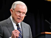 Protesters Set Off Stink Bomb During Jeff Sessions Speech at Amherst