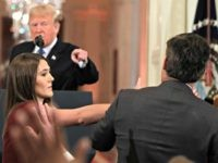 White House Suspends Acosta's Building Pass After Combative Briefing