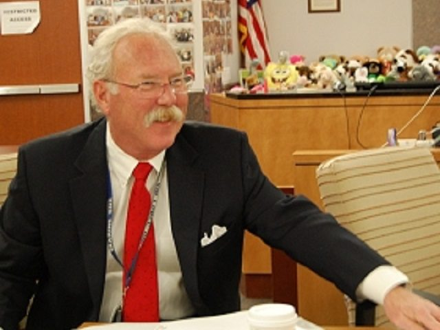 311th District Court Judge Glenn Devlin