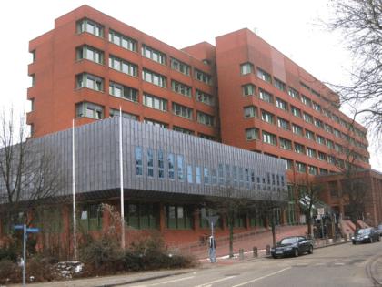 Kiel Courthouse Germany Law