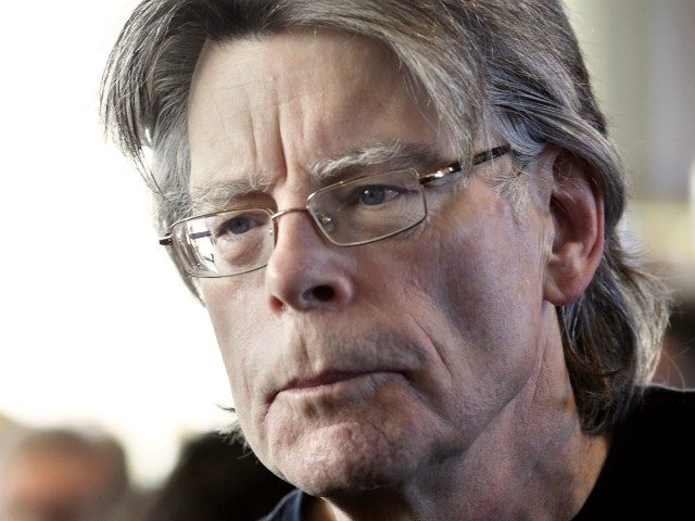 Stephen King, Don Winslow Offer $200K to Charity for WH Briefing