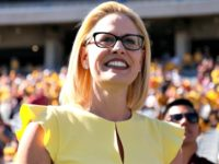Democrat Kyrsten Sinema Wins Battle to Replace Sen. Jeff Flake