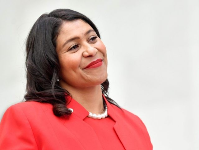 London Breed (Josh Adelson / Getty)