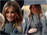 Fashion Notes: Melania Trump Weathers the Paris Storm in Dior High Fashion