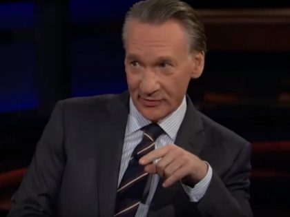 "Bill Maher on 11/16/18 ""Real Time"""