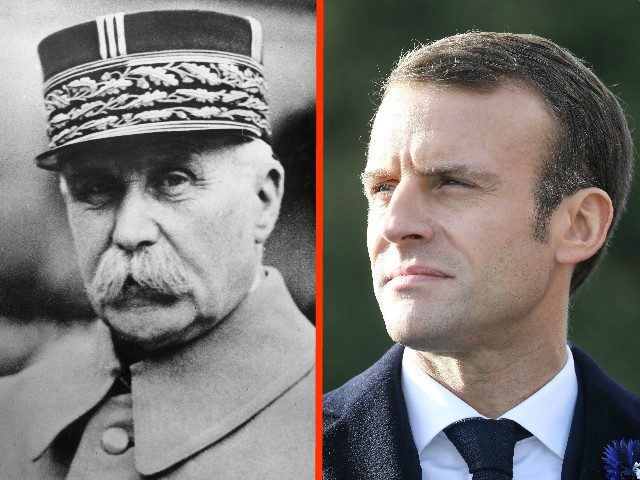 "French Jews have reacted in horror at reports President Emmanuel Macron will honor Marshal Philippe Pétain, the Nazi collaborator who authorised the deportation of tens of thousands of Jews to death camps, in a centenary tribute because he ""was a great soldier in World War One."""