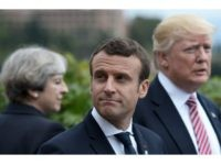 Those close to the world leaders believe that Emmanuel Macron has more sway with Donald Trump than Theresa May