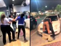 VIDEO: Employees, Customers Brawl Inside Louisiana McDonalds