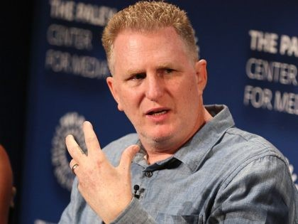 BEVERLY HILLS, CA - SEPTEMBER 06: Michael Rapaport from Netflix's 'Atypical' appears on stage at The Paley Center for Media's 2018 PaleyFest Fall TV Previews - Netflix at The Paley Center for Media on September 6, 2018 in Beverly Hills, California. (Photo by David Livingston/Getty Images)