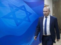 Naftali Bennett (Abir Sultan / Getty)