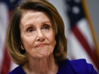 House minority leader Nancy Pelosi, D-CA, speaks during a press conference at Democratic National Committee headquarters in Washington, DC on November 6, 2018. - Americans started voting Tuesday in critical midterm elections that mark the first major voter test of US President Donald Trump's controversial presidency, with control of Congress …