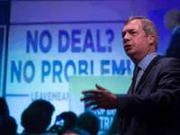 Listen — Farage: This is the Worst Deal in History Because The People Who Oppose Brexit Are Still in Charge