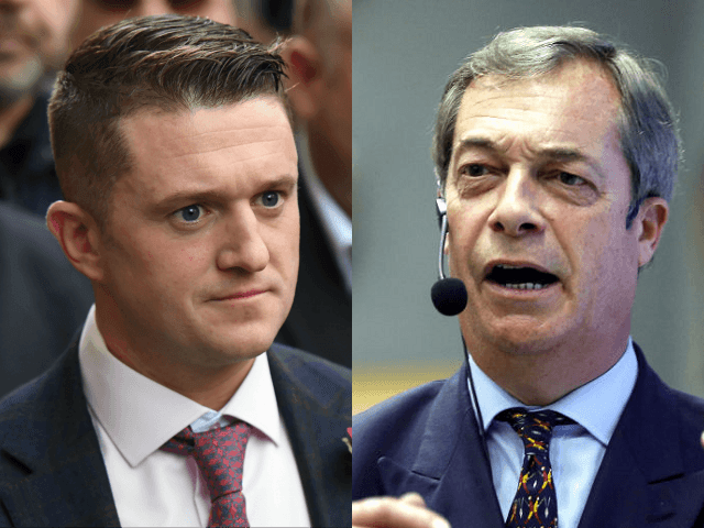 Tommy Robinson to advise UKIP leader Gerard Batten