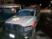 WATCH: Cartel Gunmen Injure 3 Mexican Cops, Bystanders near Texas
