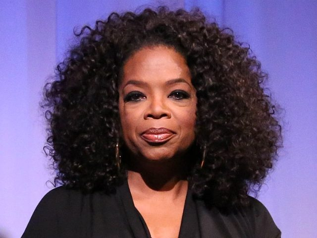 Oprah door-knocks for Democratic candidate in Georgia